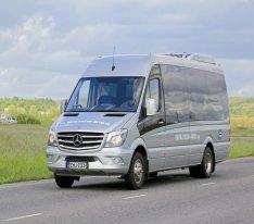 16 Seater Executive Minibus Hire