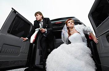 Weddings Coach Hire Lancaster